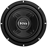 BOSS Audio CXX8 Car Subwoofer - 600 Watts Maximum Power, 8 Inch, Single 4 Ohm Voice Coil, Easy...
