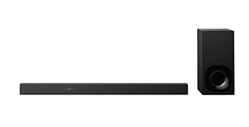 Sony Z9F 3.1ch Sound bar with Dolby Atmos and Wireless Subwoofer (HT-Z9F), Home Theater Surround...