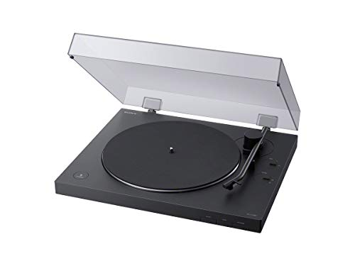 Sony PS-LX310BT Belt Drive Turntable: Fully Automatic Wireless Vinyl Record Player with Bluetooth...