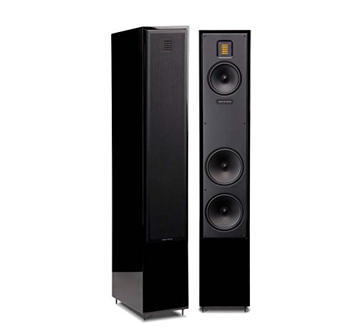 MartinLogan Motion 40 Tower Speakers Gloss Black (Pair)