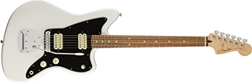Fender Player Jazzmaster Electric Guitar - Pau Ferro - Polar White