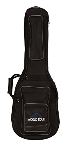 World Tour Pro Double Electric Guitar Gig Bag