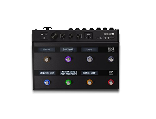 Line 6 HX Effects Multi Pedal Black