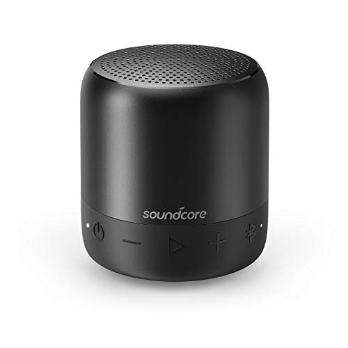 Soundcore Mini 2 Pocket Bluetooth IPX7 Waterproof Outdoor Speaker, Powerful Sound with Enhanced...