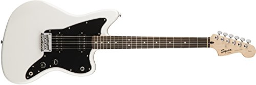 Fender Squier by Affinity Series Jazzmaster Electric Guitar - HH - Rosewood Fingerboard - Arctic...