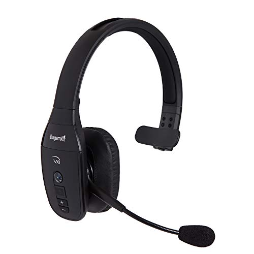 BlueParrott B450-XT Noise Cancelling Bluetooth Headset – Industry Leading Sound with Long Wireless...