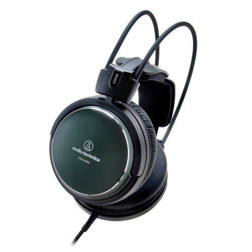Audio-Technica ATH-A990Z Art Monitor Closed-Back Dynamic Headphones Black