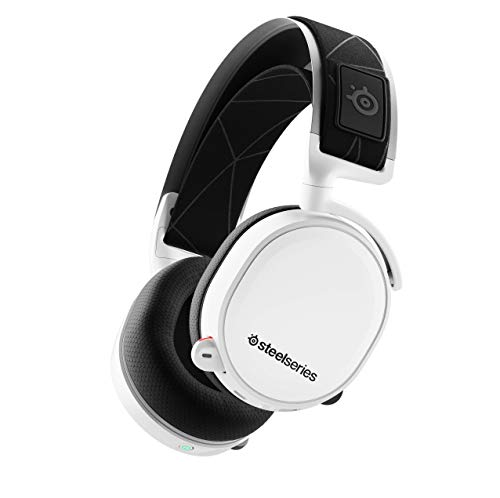 SteelSeries Arctis 7 - Lossless Wireless Gaming Headset with DTS Headphone:X v2.0 Surround - For PC...