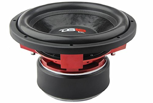 DS18 EXL-B15.2D Extremely Loud 15-Inch 3000 Watts Competition Subwoofer with Power Dual Voice Coil...