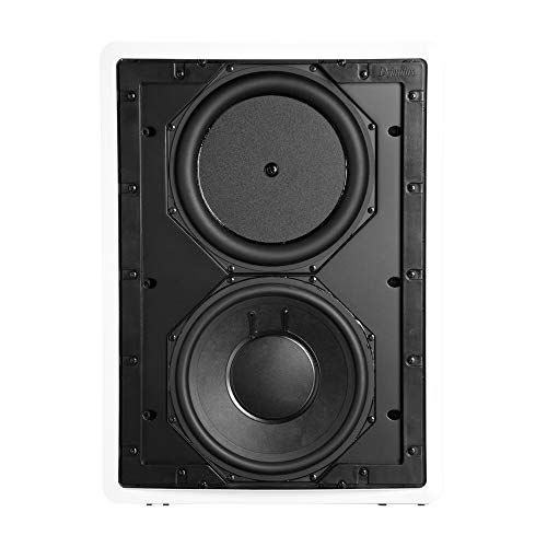 Definitive Technology in-Wall Sub 10/(Single, White)