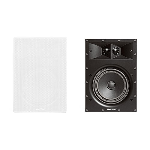 Bose Virtually Invisible 891 In-Wall Speaker (Pair) - White