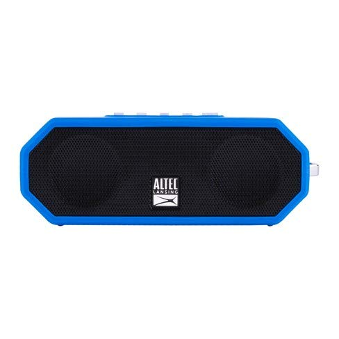 Altec Lansing IMW449 Jacket H2O 4 Rugged Floating Ultra Portable Bluetooth Waterproof Speaker with...