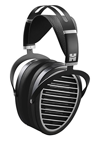 HIFIMAN Ananda Over-Ear Full-Size Planar Magnetic Headphones with High Fidelity Design Easy to Drive...