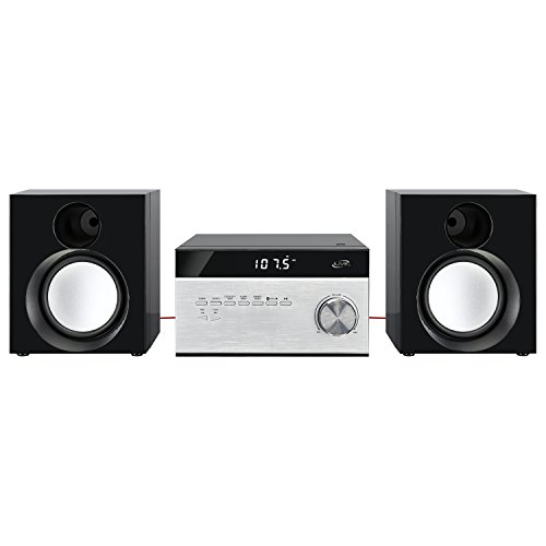 iLive Wireless Home Stereo System, with CD Player and AM/FM Radio, Includes Remote Control...