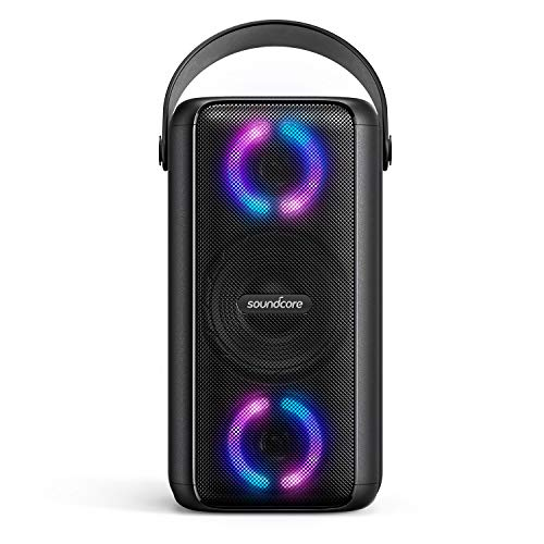 Soundcore Trance Bluetooth Speaker, Outdoor Bluetooth Speaker with 18 Hour Playtime, BassUp...