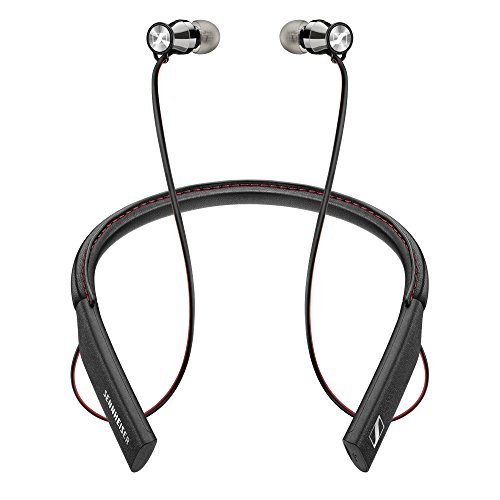 Sennheiser HD1 In-Ear Wireless Headphones, Bluetooth 4.1 with Qualcomm Apt-X and AAC, NFC one touch...