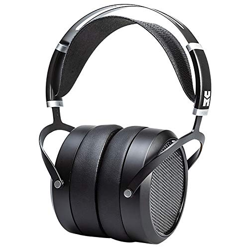 HIFIMAN HE6se Full-Size Over Ear Planar Magnetic Audiophile Adjustable Headphone with Comfortable...