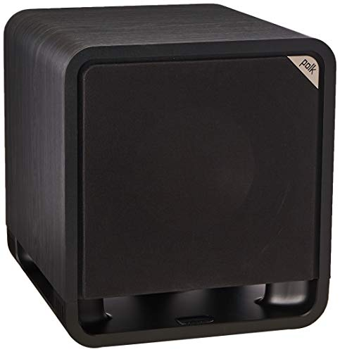 """Polk Audio HTS 10 Powered Subwoofer with Power Port Technology   10"""" Woofer, up to 200W Amp   For..."""