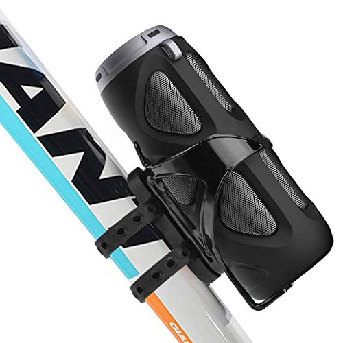 Avantree Cyclone Portable Bluetooth 5.0 Bike Speaker with Bicycle Mount & SD Card Slot, 10W Powerful...