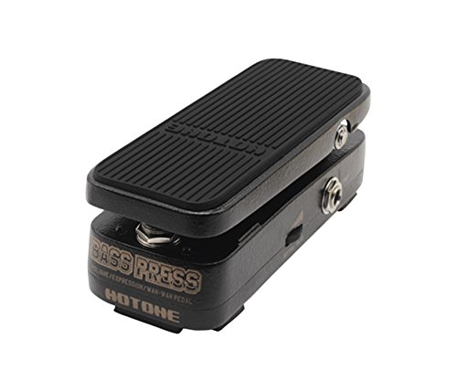 Hotone Audio BP-10 Bass Press 3 in 1 Vol/Wah/Expression Bass Guitar Effects Pedal