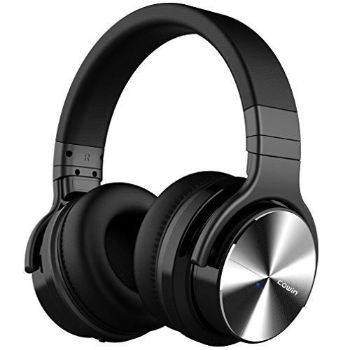 COWIN E7 PRO [Upgraded] Active Noise Cancelling Headphones Bluetooth Headphones with Microphone/Deep...
