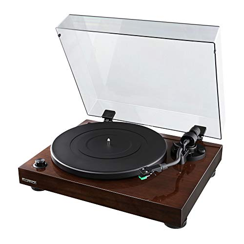 Fluance RT81 Elite High Fidelity Vinyl Turntable Record Player with Audio Technica AT95E Cartridge,...