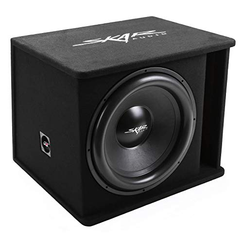 Skar Audio Single 18' 1200W Loaded SDR Series Vented Subwoofer Enclosure | SDR-1X18D2