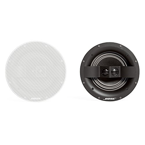 Bose 742897-0200 Virtually Invisible 791 In-Ceiling Speaker II (White)