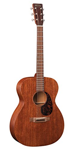 Martin Guitar 000-15M with Gig Bag, Acoustic Guitar for the Working Musician, Mahogany Construction,...