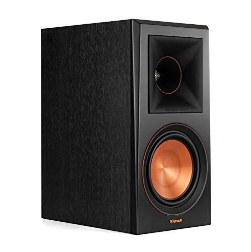 Klipsch RP-600M Reference Premiere Bookshelf Speakers - Pair (Ebony)
