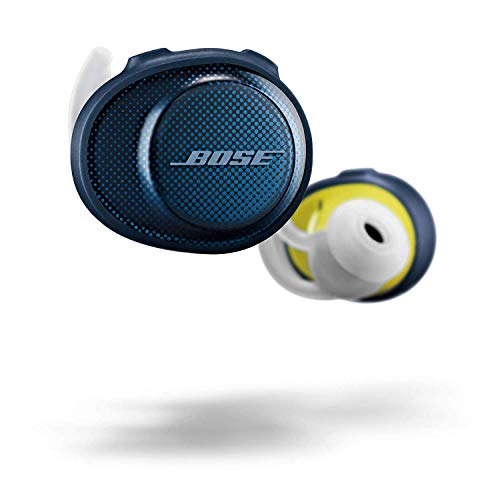 Bose SoundSport Free, True Wireless Earbuds, (Sweatproof Bluetooth Headphones for Workouts and...