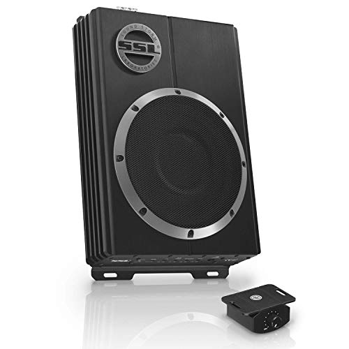 Sound Storm Laboratories LOPRO10 Amplified Car Subwoofer - 1200 Watts Max Power, Low Profile, 10...