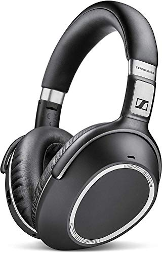 Sennheiser PXC 550 Wireless – NoiseGard Adaptive Noise Cancelling, Bluetooth Headphone with Touch...