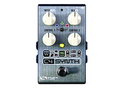 Source Audio C4 Synth Guitar Effect Pedal