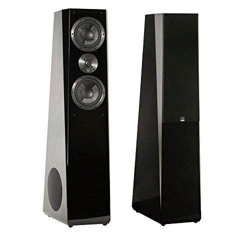 SVS Ultra Tower Flagship 3-Way Loudspeaker - (Pair) Piano Gloss