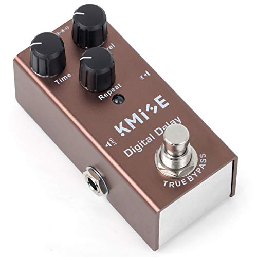lotmusic Electric Guitar Tremolo Effect Pedal Mini Single Type DC 9V True Bypass Tremolo
