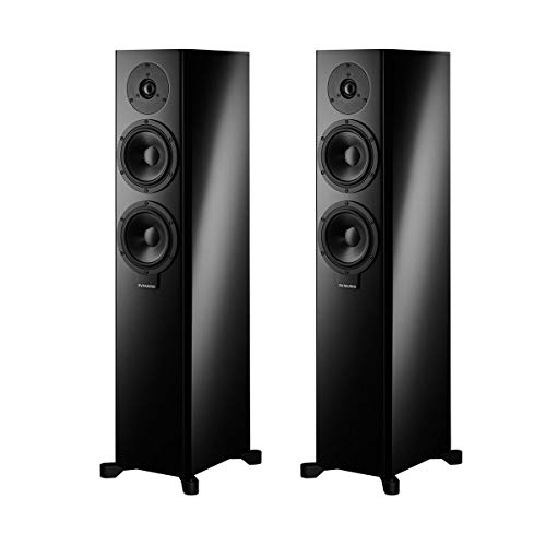 Dynaudio Xeo 30 Floorstanding Speaker - Pair (Black)