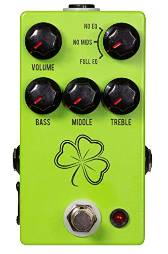 JHS Clover Preamp/Boost Guitar Effects Pedal