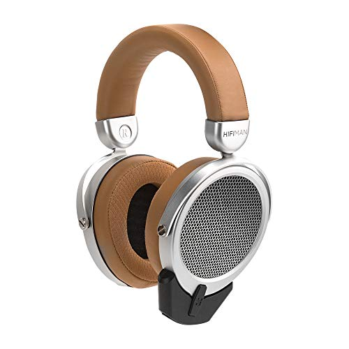 HIFIMAN Deva Over-Ear Full-Size Open-Back Planar Magnetic Headphone with Bluetooth Dongle/Receiver,...