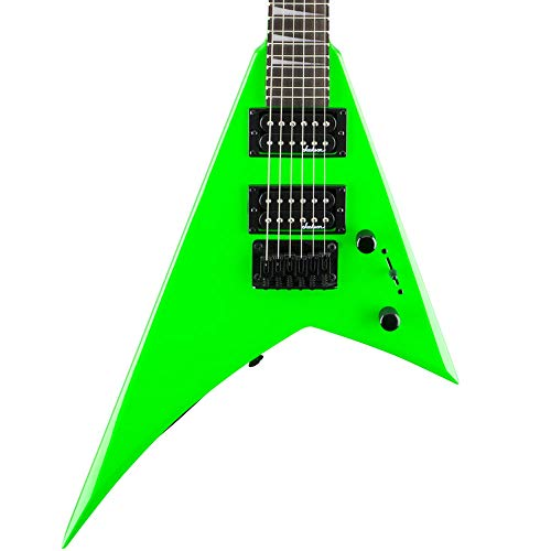 Jackson JS Series RR Minion JS1X Electric Guitar (Neon Green)