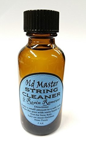 String Cleaner and Rosin Remover (Blue)