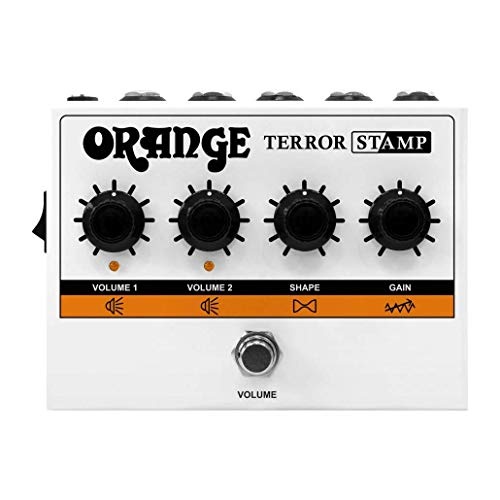 Orange Terror Stamp 20-watt Valve Hybrid Guitar Amp Pedal
