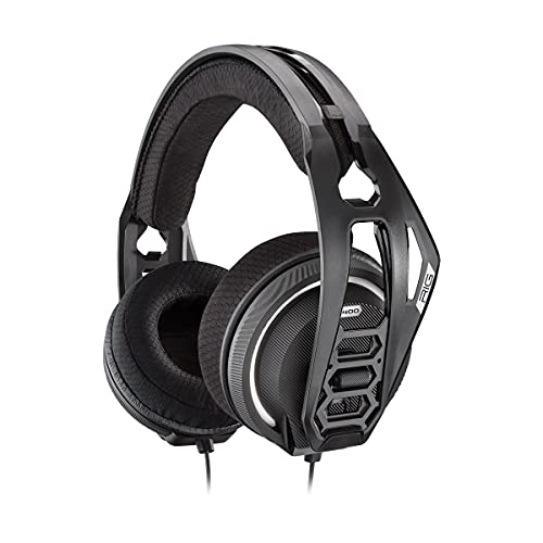 RIG 400LX 3D Audio Gaming Headset for Xbox One and Xbox Series X S with Dolby Atmos and LX1 Adapter