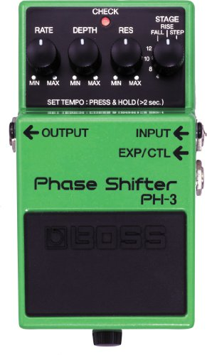 BOSS Phase Shifter Guitar Pedal (PH-3)