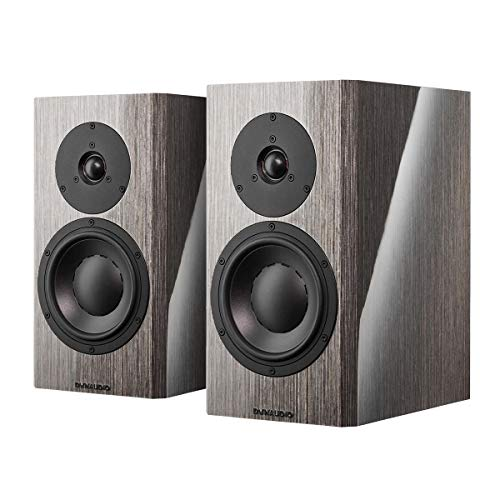 Dynaudio Special 40 Bookshelf Speakers - Pair (Grey Birch High Gloss)