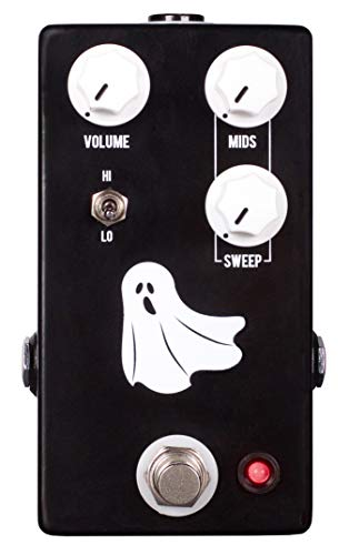 JHS Haunting Mids Sweepable Midrange EQ Guitar Effects Pedal