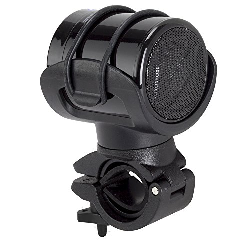 SCOSCHE BMBTCAN BOOMBARS Bike Mount and Portable Bluetooth Wireless Speaker with 3.5mm Aux output...