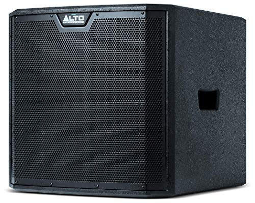 Alto Professional TS312S | 2000 Watt 12 Inch Powered Portable PA Subwoofer With Selectable DSP...