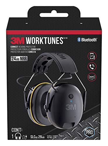 WorkTunes Connect Hearing Protector with Bluetooth Technology