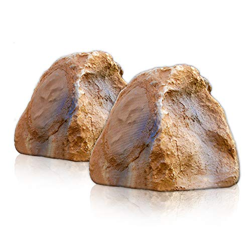 Kid Rok Outdoor Rock Speaker (Kid Rok Canyon - 1 Pair)